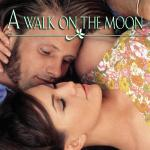 The CD for the Walk on the Moon soundtrack features Viggo Mortensen and Diane Lane cuddling again. Marty is still at work.