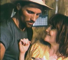 Viggo Mortensen and Exene Cervenka as Jerome & Rhonda Sample in Salvation!