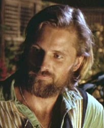 Viggo Mortensen as Johnny Faro in Ruby Cairo